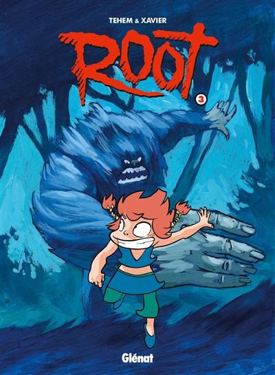 Root. Vol. 3. Amazing amazone