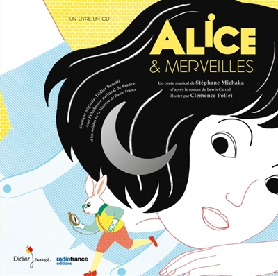 Alice & merveilles   Lewis Carroll, Auteur adapté