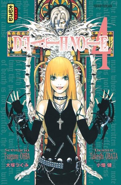 Death note. 04 : manga / scénario Tsugumi Ohba   Ohba, Tsugumi. Auteur