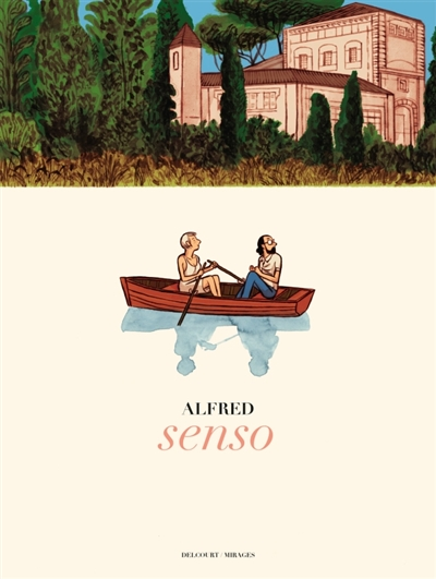 Senso / Alfred    AlFred. Auteur