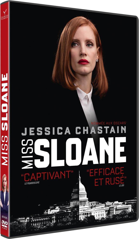 Miss Sloane / Film de John Madden | Madden, John. Metteur en scène ou réalisateur