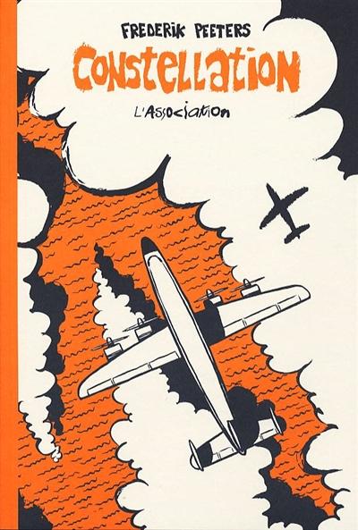 Constellation / Frédérik Peeters   Peeters, Frédérik (1974-....). Auteur
