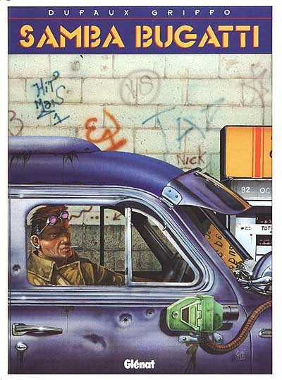Samba Bugatti. 1 | Jean Dufaux (1949-....). Auteur