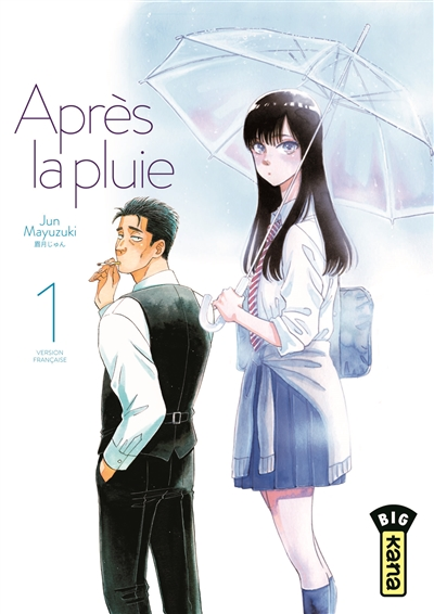 Après la pluie. 1 | Jun Mayuzuki. Auteur