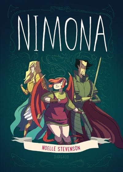 Nimona | Noelle Stevenson. Auteur