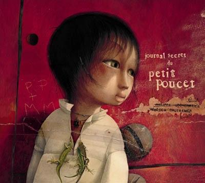 Journal secret du Petit Poucet / Philippe Lechermeier | Lechermeier, Philippe. Auteur