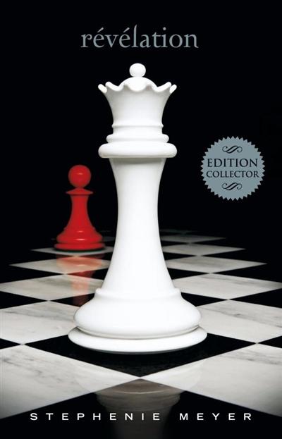 Révélation-twilight. 4 / Stephenie Meyer | Meyer, Stephenie. Auteur