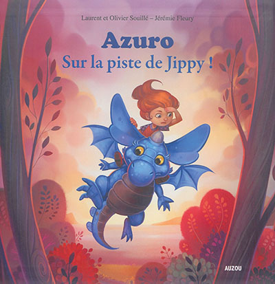 Azuro : sur la piste de Jippy !