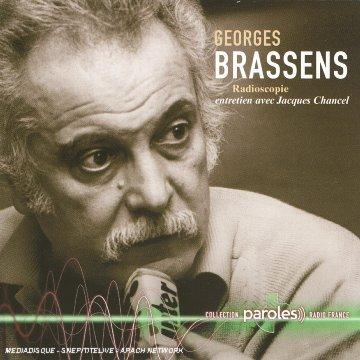 Georges Brassens : Radioscopie de Jacques Chancel, 30-11-71