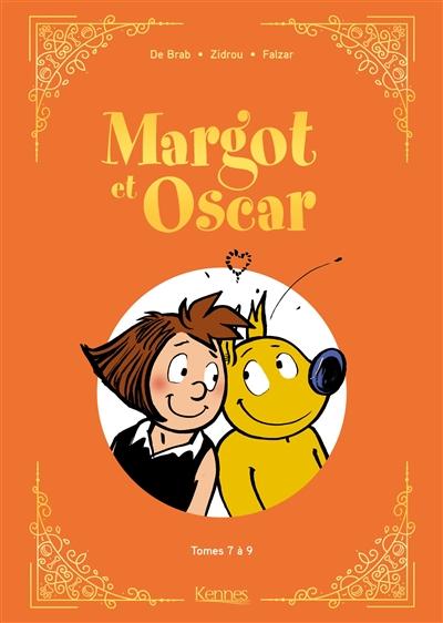 Margot et Oscar : intégrale. Vol. 3. Tomes 7 à 9