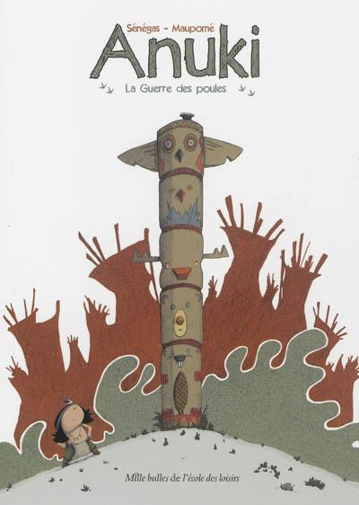 La guerre des poules | Stéphane Sénégas (1974-....). Auteur