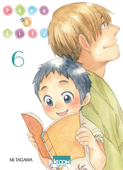Père & fils. 6 | Tagawa, Mi. Auteur