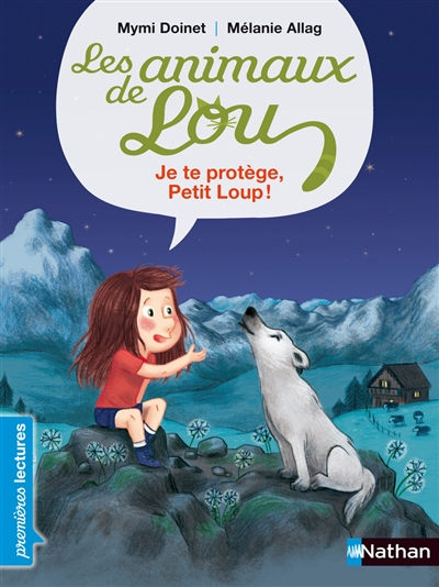 Je te protège, Petit Loup ! / Mymi Doinet | Doinet, Mymi (1958-....). Auteur