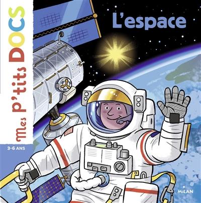 espace (L') | Ledu, Stéphanie. Auteur