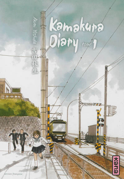 Kamakura diary. Tome 1 / Akimi Yoshida | Yoshida, Akimi. Auteur
