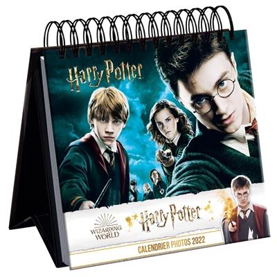 harry Potter : calendrier photos 2022
