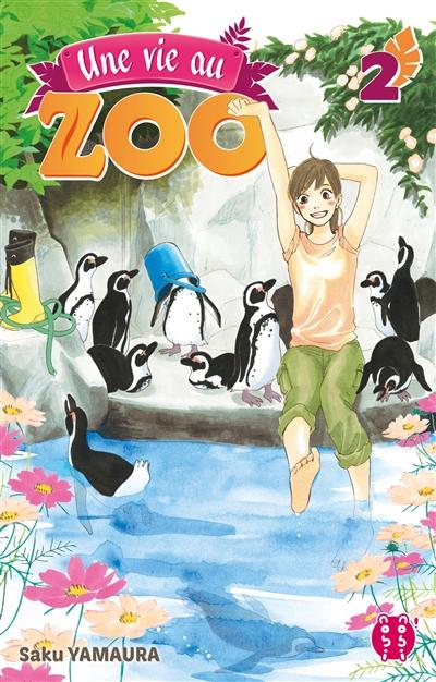 Couverture de : Une vie au zoo v.2