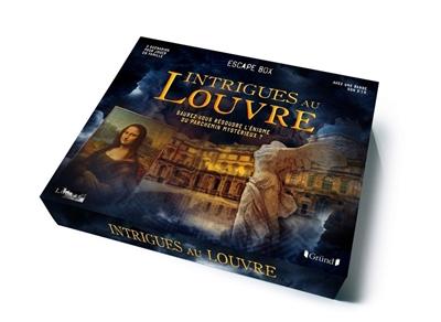 Intrigues au Louvre