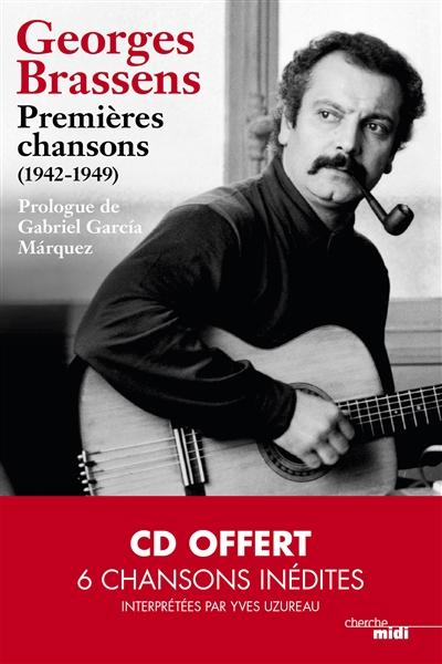 Premières chansons, 1942-1949