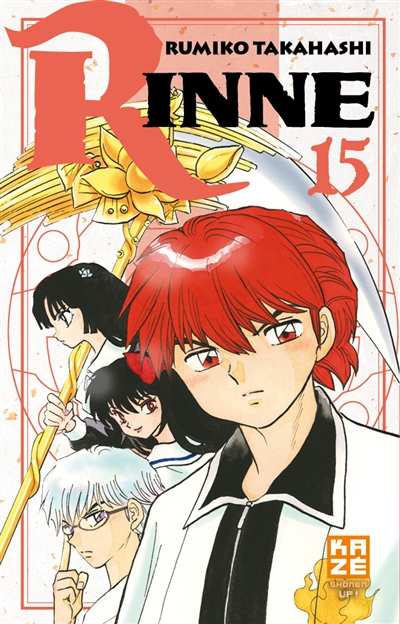 Rinne. 15, ,  15 | Takahashi, Rumiko (1957-....). Auteur