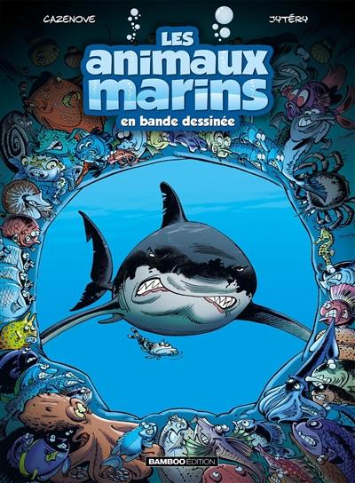 Les animaux marins en bande dessinée. Vol. 1