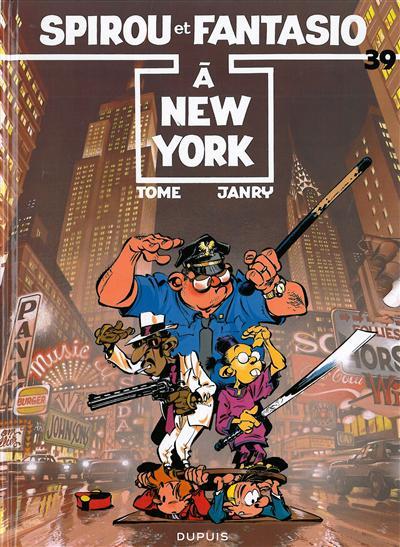 Spirou et Fantasio à New York / scénario Tome | Tome (1957-....). Auteur