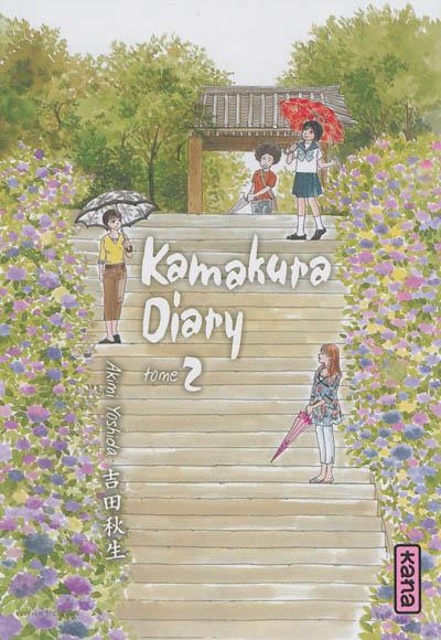Kamakura diary. Tome 2   Akimi Yoshida (1956-....). Auteur