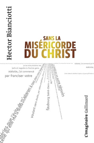 Sans la miséricorde du Christ