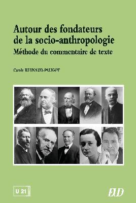 Autour des fondateurs de la socio-anthropologie : méthode du commentaire de texte