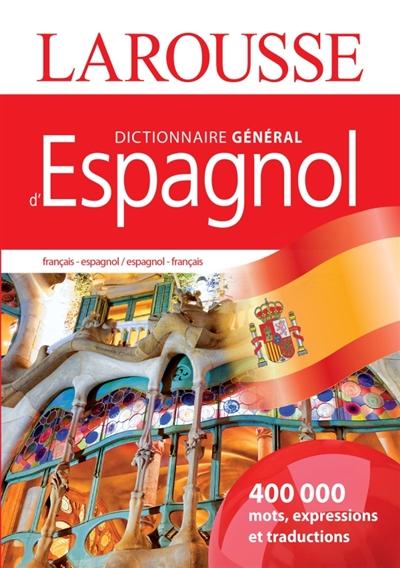 Dictionnaire général français-espagnol, espagnol-français | Garcia-Pelayo y Gross, Ramon. Auteur