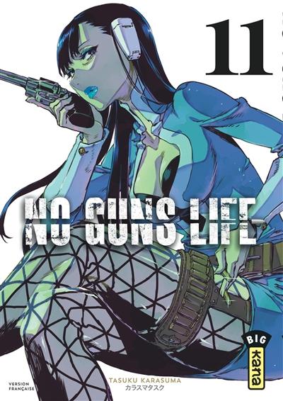 No guns life. Vol. 11