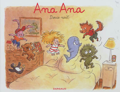 Ana Ana. 01, Douce nuit   Alexis Dormal, Auteur