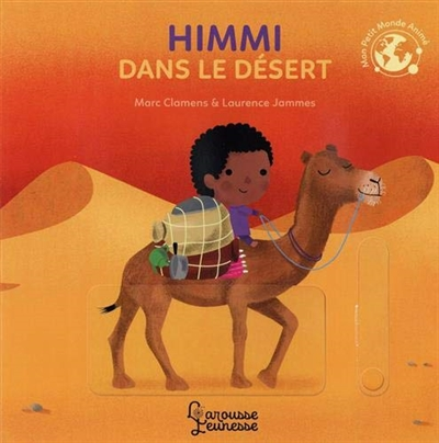 Himmi dans le désert