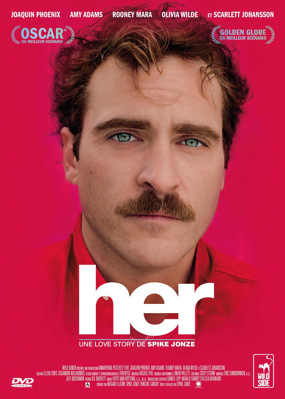 Her / un film de Spike Jonze | Jonze, Spike. Metteur en scène ou réalisateur. Scénariste