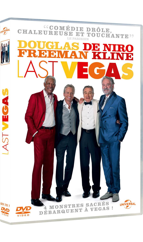 Last Vegas / Jon Turteltaub, réal. | Turteltaub, Jon (1963-....). Réalisateur