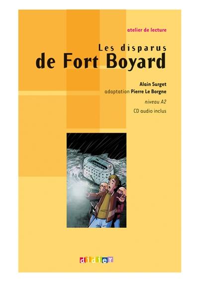 Les disparus de Fort Boyard : niveau A2