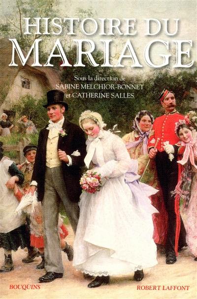 Histoire du mariage