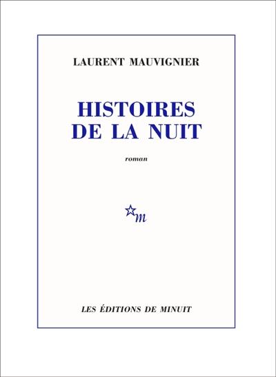Couverture de : Histoires de la nuit : roman