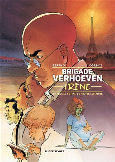 Brigade Verhoeven. Vol. 2. Irène