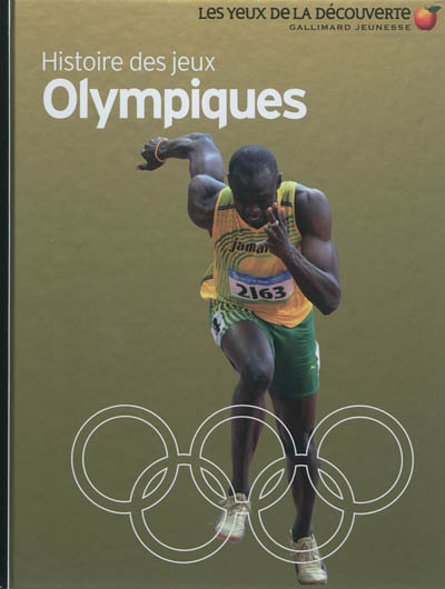 Histoire des jeux Olympiques / Christopher Oxlade, David Ballheimer   Oxlade, Christopher. Auteur