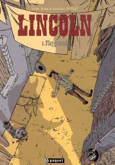 Lincoln. Vol. 3. Playground