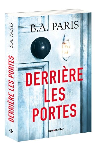 Derrière les portes | Paris, B.A. Auteur