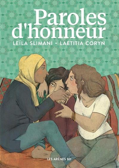 Paroles d'honneur | Slimani, Leïla (1981-....). Auteur
