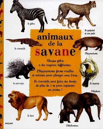 Animaux de la savane / Christian Havard | Havard, Christian. Auteur