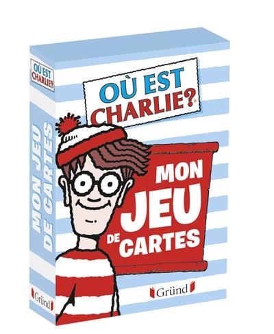 Où est Charlie ? : mon jeu de cartes
