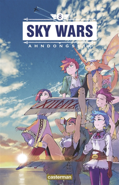 Sky wars. Vol. 8