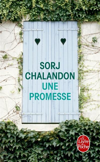Une promesse : roman   Sorj Chalandon (1952-....). Auteur