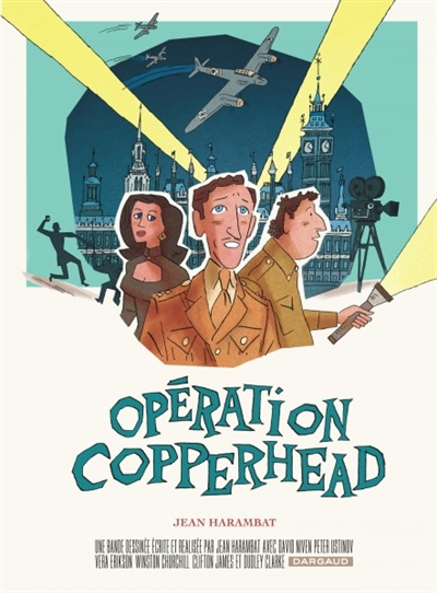 Opération Copperhead / Jean Harambat   Jean Harambat