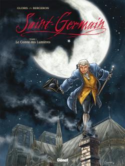 Le comte des Lumières   Thierry Gloris. Auteur