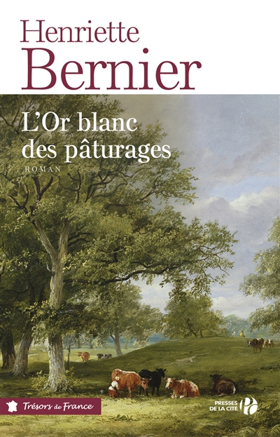 L' or blanc des pâturages / Henriette Bernier | BERNIER, Henriette. Auteur